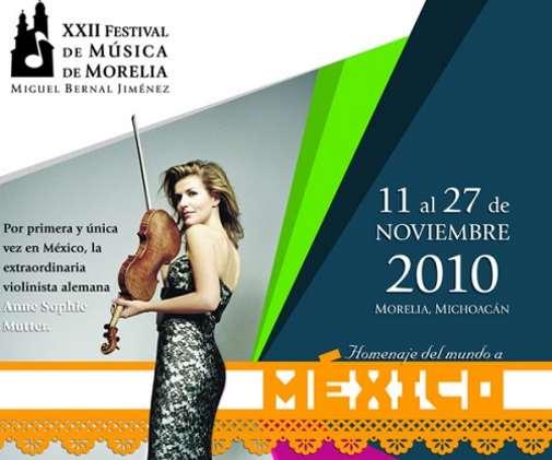 Festival de Música en Morelia