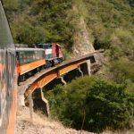 La ruta Chihuahua-Pacífico a bordo del Chepe
