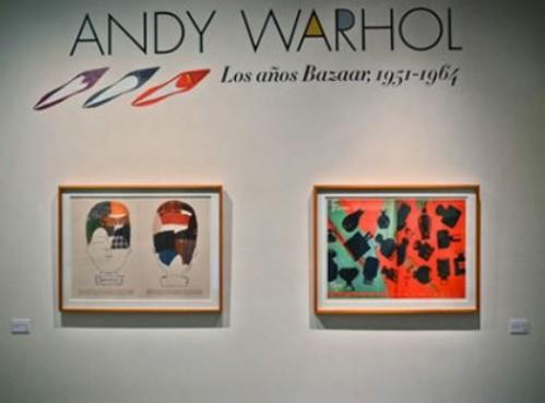 El Museo de Arte de la SHCP presenta obras de Andy Warhol
