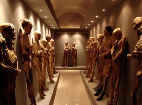 Museo de las Momias en Guanajuato