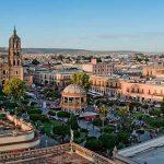 Visita al centro histórico de Durango