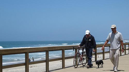 Malecon de Playas de Tijuana