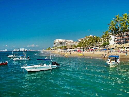 Playa puerto Vallarta