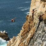 La Quebrada, los clavadistas de Acapulco