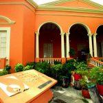 El Museo de Historia Natural en Mérida