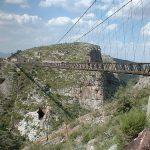 El Puente de Ojuela en Durango