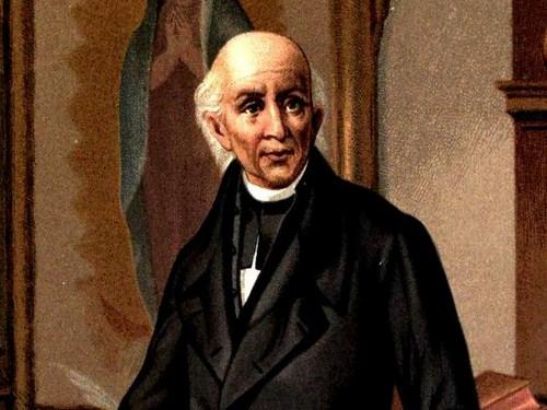 Miguel Hidalgo, el sacerdote revolucionario