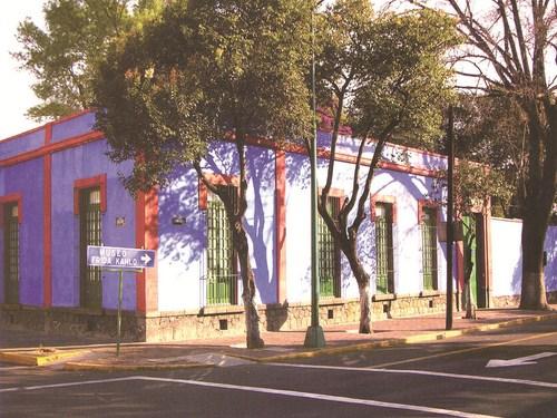 La Casa Azul, Museo de Frida Kahlo
