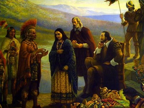 Malinche, la fiel doncella de Hernán Cortés