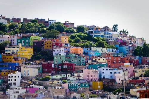 Viaje a Guanajuato, guía de turismo