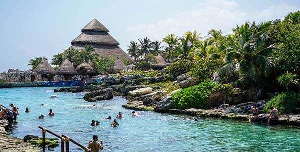 Xcaret, el famoso parque de la Riviera Maya