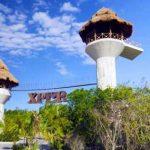 El parque Xplor, en Playa del Carmen