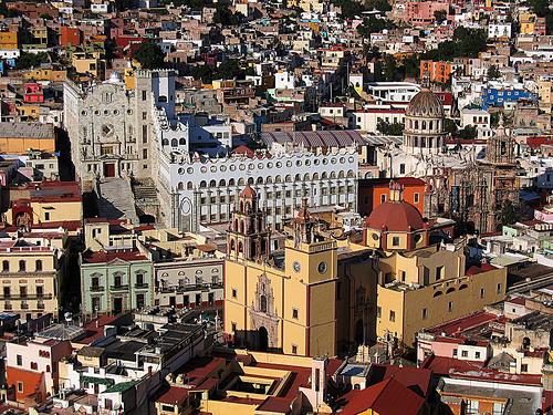 Guanajuato - iglesias