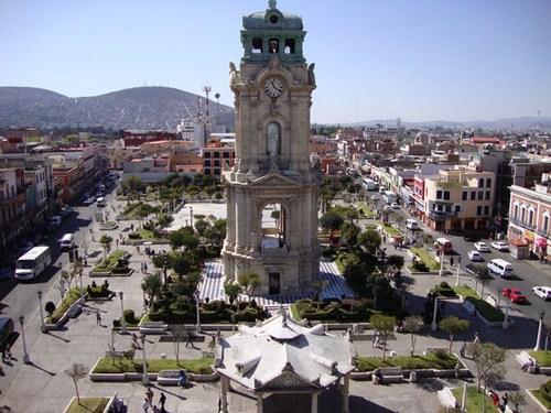 Reloj de Pachuca