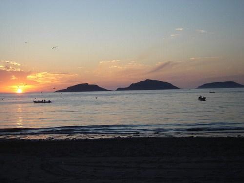 Tres Islas de Mazatlan