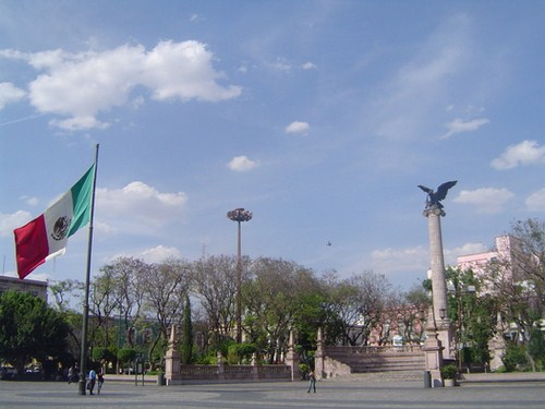Plaza de la Patria