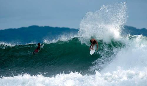 Surf en Manzanillo