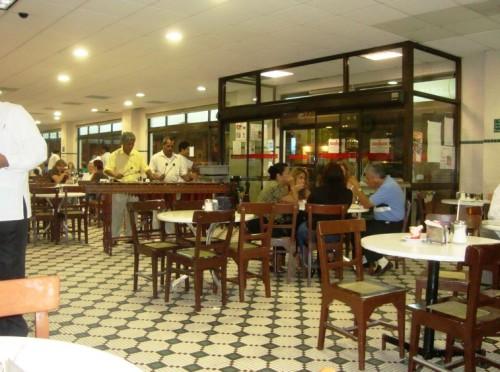 Gran Café de la Parroquia, el más famoso del país