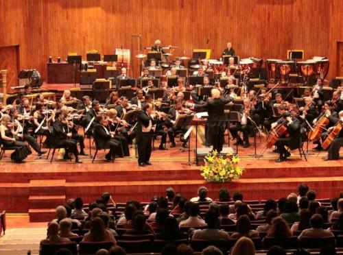 Orquesta Filarmonica de la Ciudad de Mexico