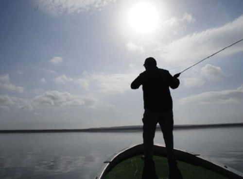 Pesca deportiva en Punta Varaderos