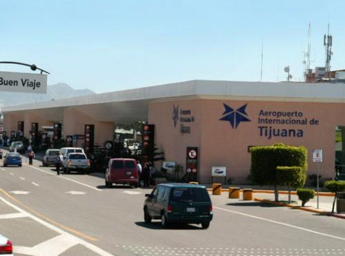 Tijuana y su moderno aeropuerto internacional