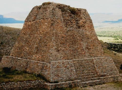 La Quemada, sitio arqueológico en Zacatecas
