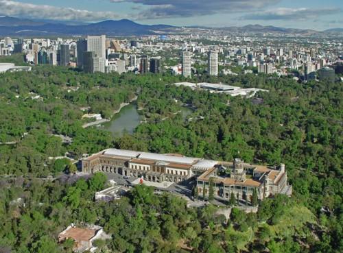 Bosque de Chapultepec, 800 hectáreas de puro verde