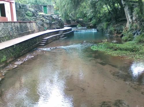 Parque Acuático Taretán y sus aguas curativas