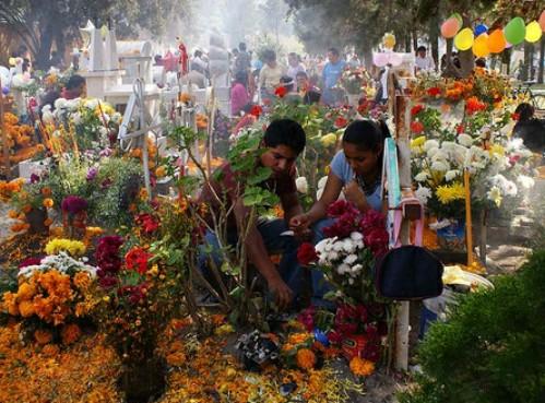 Mixquic, barrio mágico de celebraciones religiosas