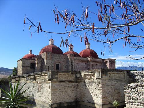 Convento en Morelos