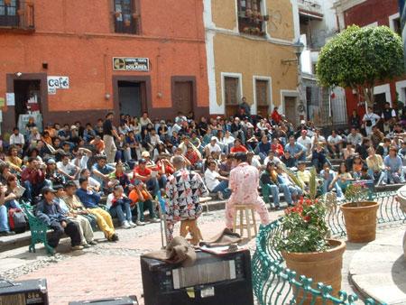 El Festival Cervantino 2009