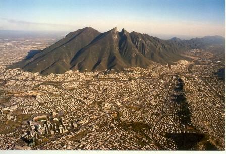 Monterrey, la ciudad de las Montañas