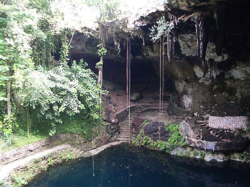 Bellezas naturales de Yucatán