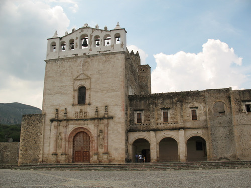 Visitas culturales en Hidalgo
