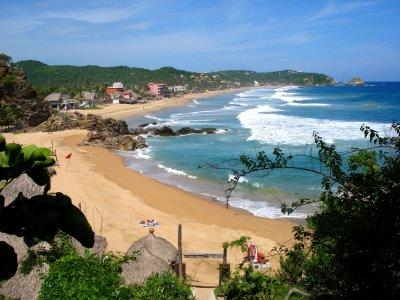 Costa del Pacifico