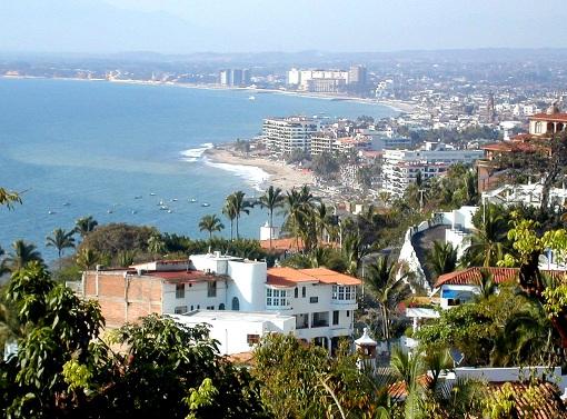 Puerto Vallarta, un soleado destino veraniego