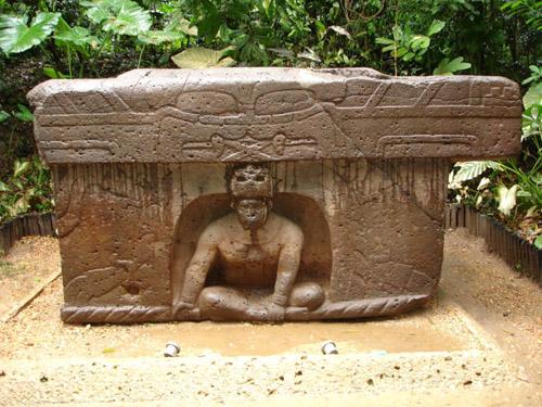 Monumento maya