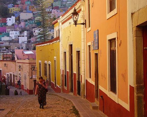 El callejón del beso, San Valentín en Guanajuato