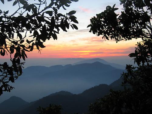 Ecoturismo en la región oeste de México