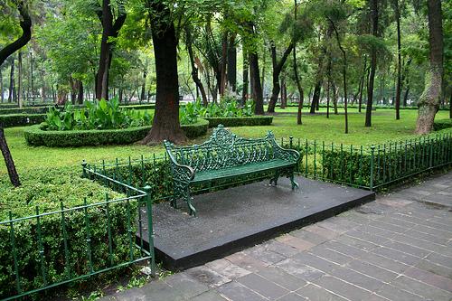 Parque del Alameda Central