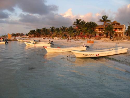 Recorrido en Yucatán, de Cancún a Holbox