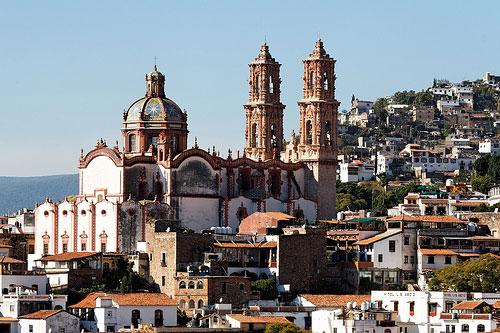 Salidas culturales en el estado de Guerrero