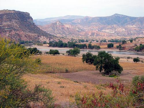 Rio Balsas en Tierra Caliente
