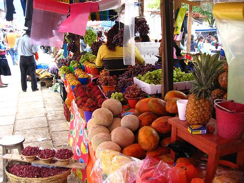 Mercado de San Cristobal de las Casas