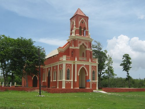 Iglesia en Progreso