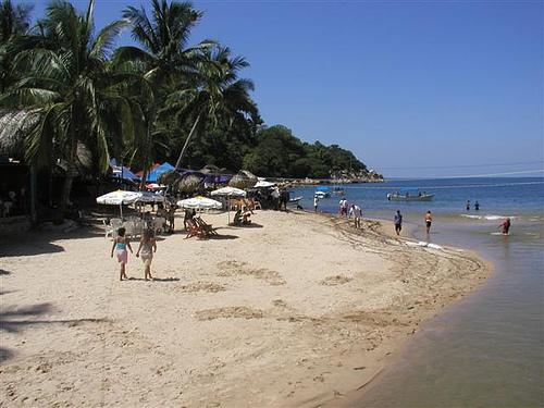 Selección de playas en Jalisco