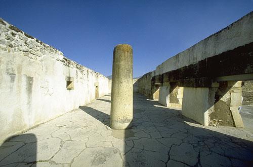 Los sitios arqueológicos más famosos en Oaxaca