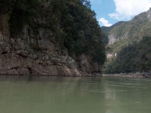Ruta turística de los Ríos en Tabasco