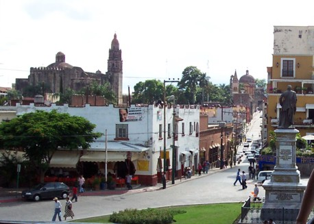 Monumentos históricos en el estado de Morelos