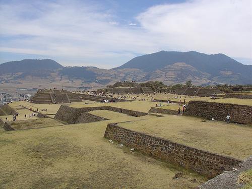 Sitio arqueológico de Teotenango